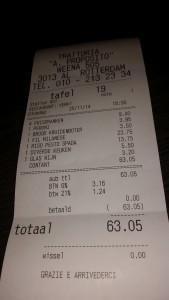 Aanbiedingen restaurants Rotterdam