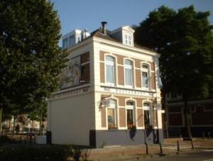 Pand van Brazzo in Rotterdam