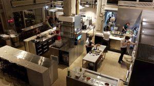 Old Scuola keuken